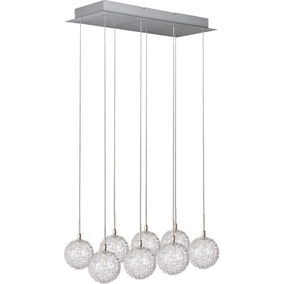 Starburst 8-Light Pendant from Lamps.com