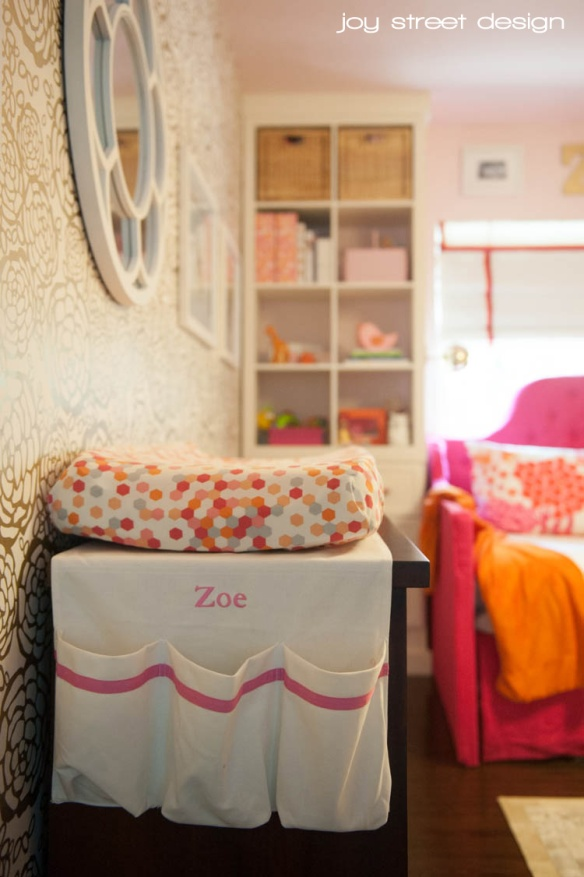 Zoe's Nursery - Joy Street Design - www.joystreetdesign.com