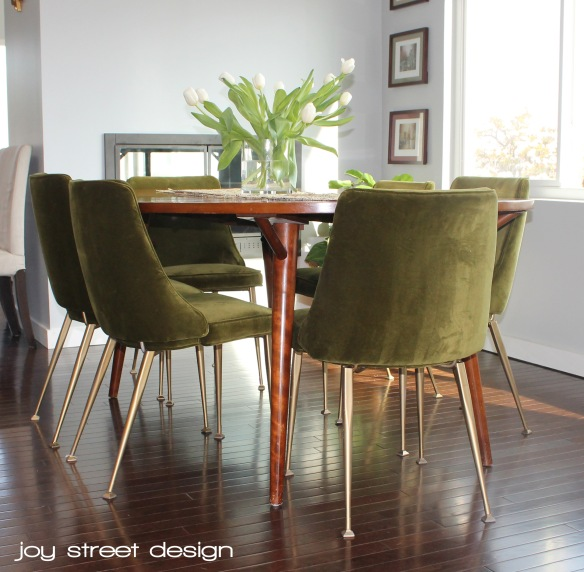 Dining Room - Joy Street Design - www.joystreetdesign.com