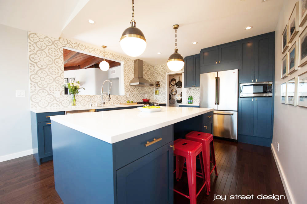 Kitchen Renovation - Joy Street Design - www.joystreetdesign.com